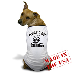 Obey The Chihuahua